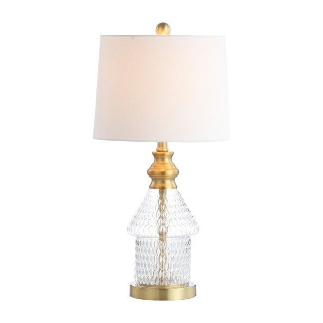 Camden Table Lamp, Glass