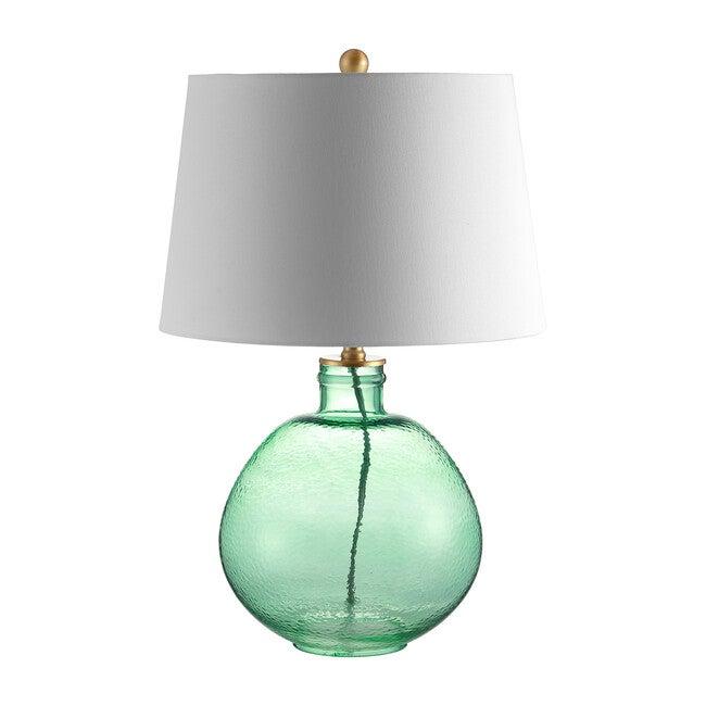 Rasby Table Lamp, Green