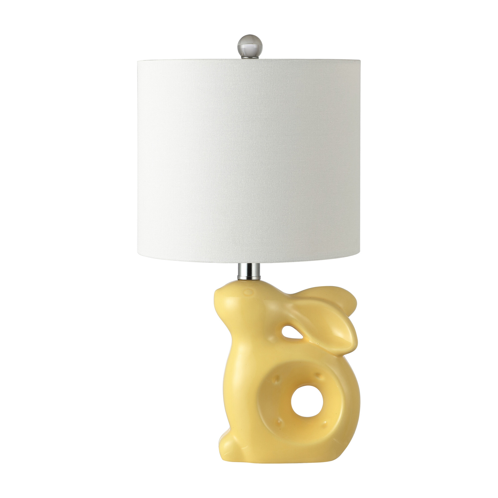 Ruby Rabbit Lamp, Yellow