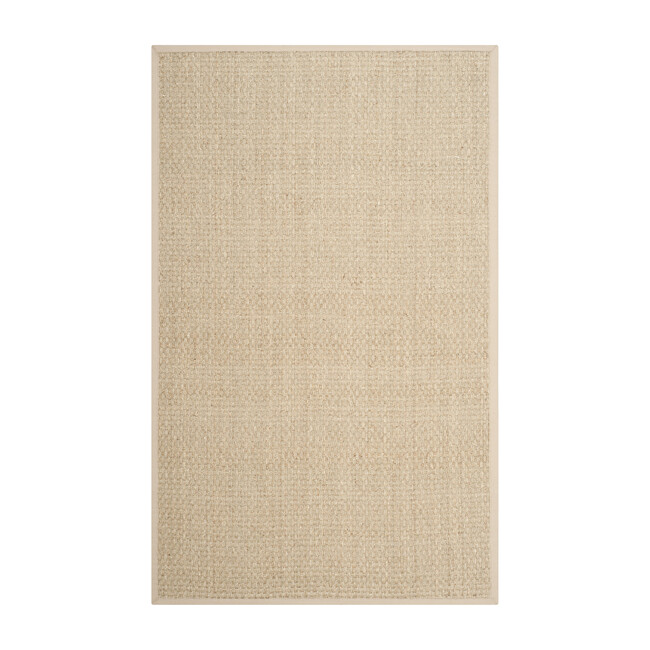 Natural Fiber Ruby Rug, Beige