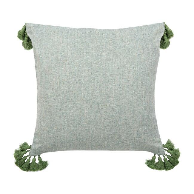 Larzon Pillow, Hunter Green