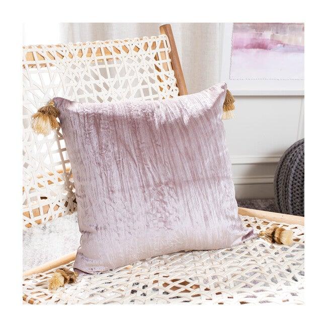 Gwena Pillow, Light Purple