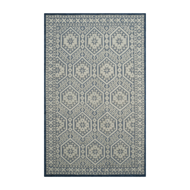 Paseo Lucy Rug, Navy, Blue