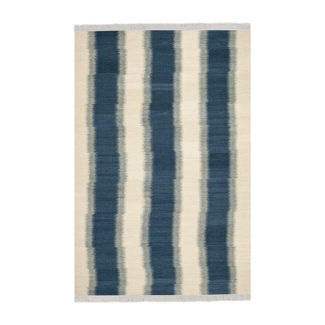 Kilim Clara Rug, Blue
