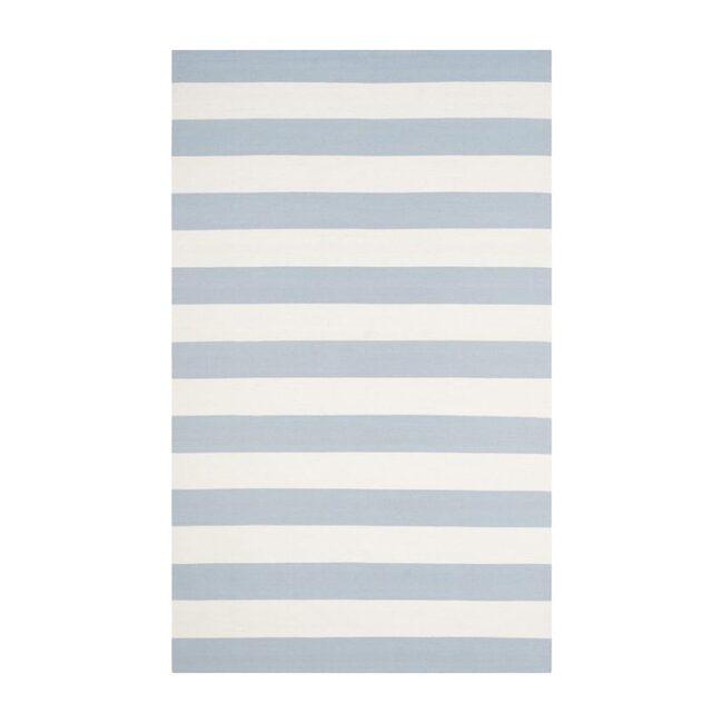 Montauk Kylie Rug, Light Blue