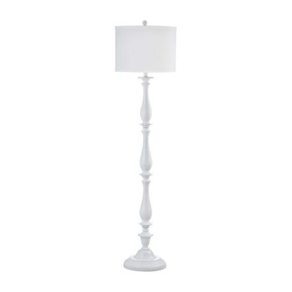 Bessie Floor Lamp, White
