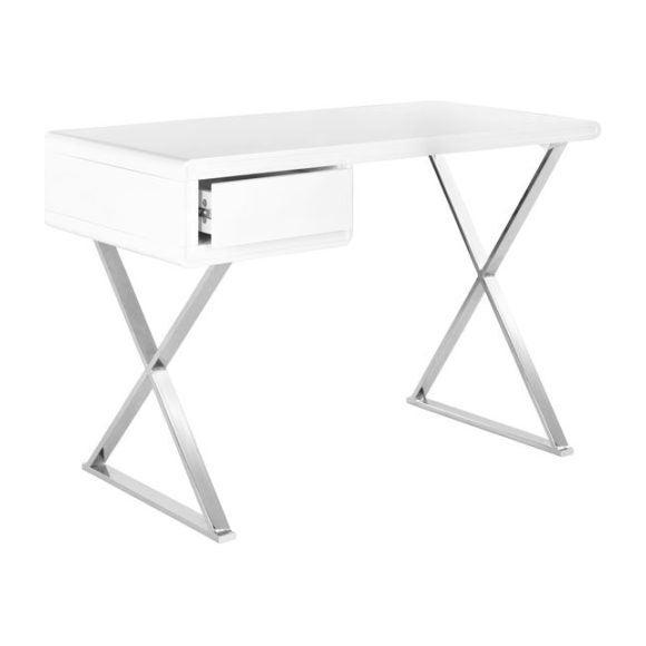 Hanover Desk, White