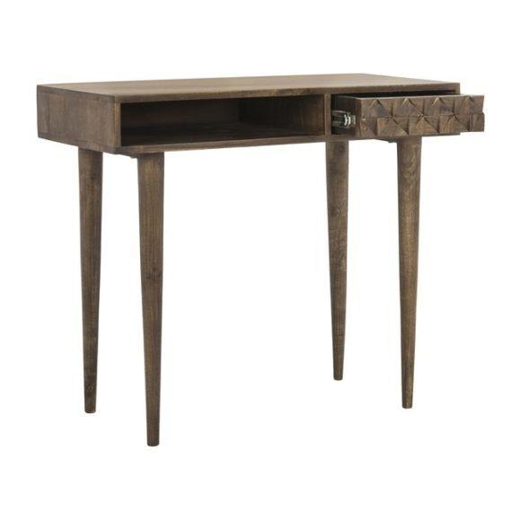 Zinnia Desk, Brown