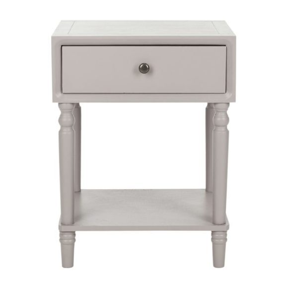 Siobhan Accent Table, Grey