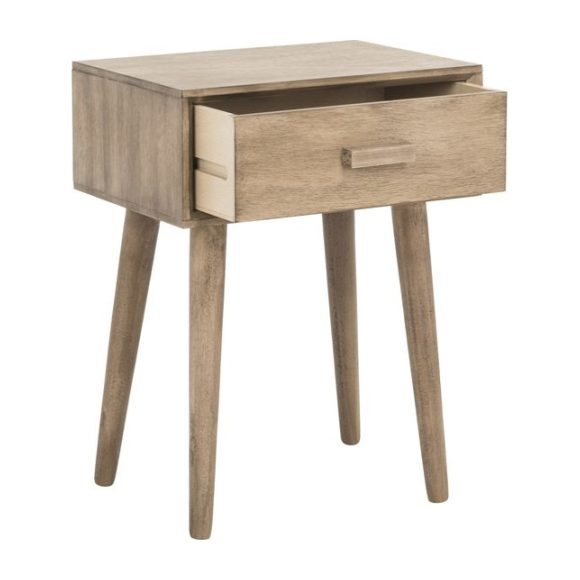 Lyle Accent Table, Brown