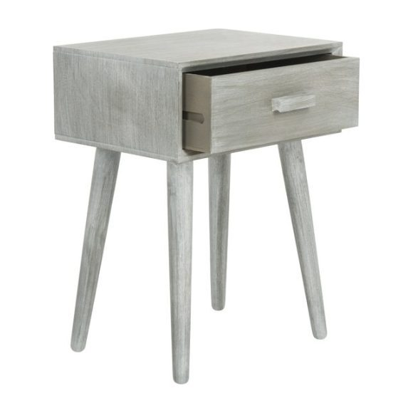 Lyle Accent Table, Slate Grey