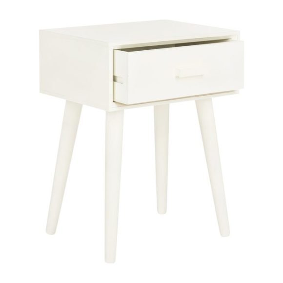 Lyle Accent Table, White