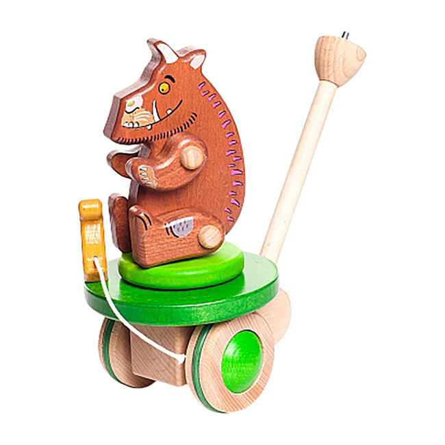 Gruffalo and Mouse Push Toy