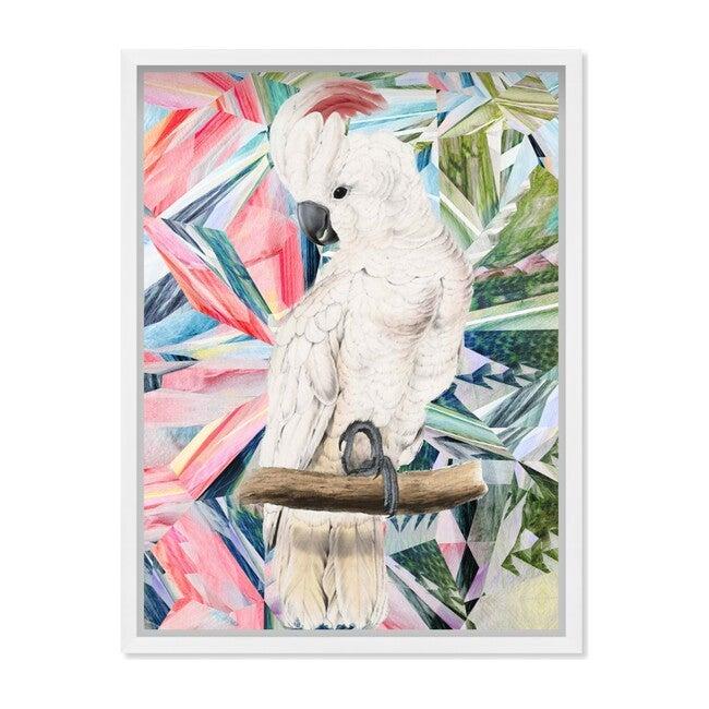 Modern Cockatoo, Framed - Art - 1