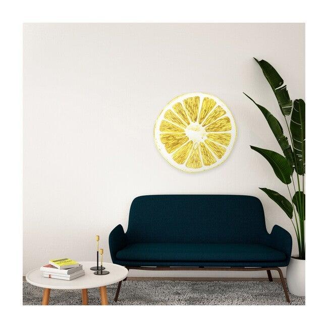 A Lemon Slice, Acrylic