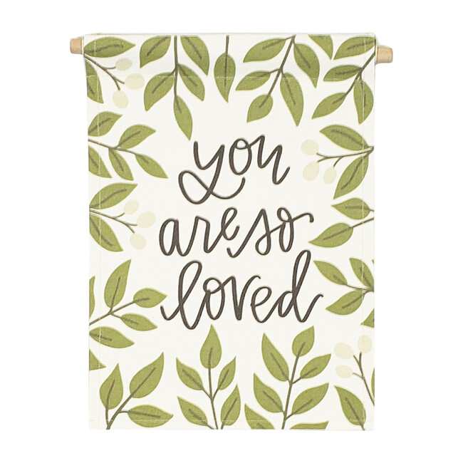 You Are So Loved Banner