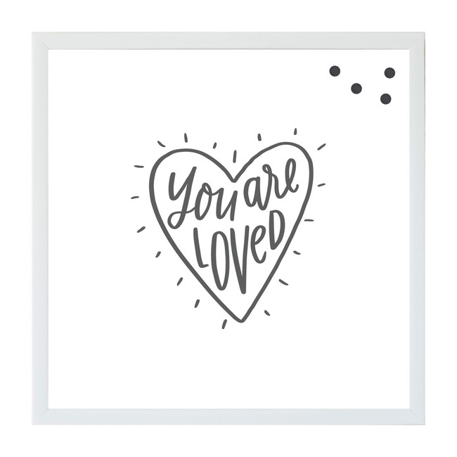 You Are Loved Magnet Board