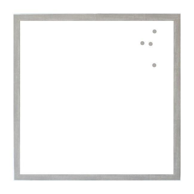 Blank Magnet Board, Warm Grey