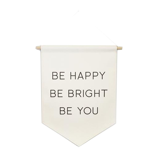 Be Happy Be You Banner