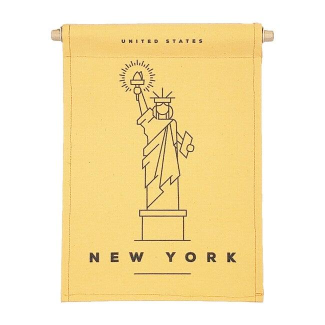 Modern City Banner, New York