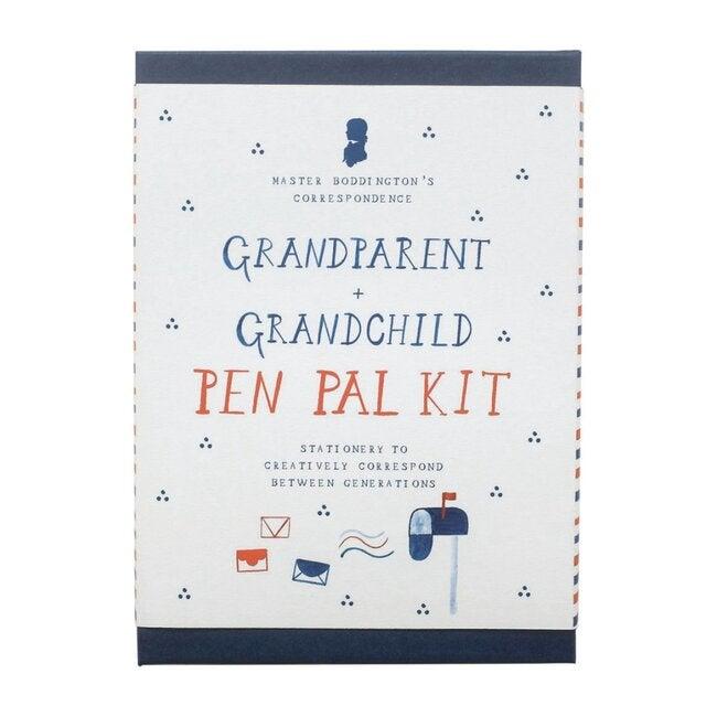 Grandparent-Grandchild Writing Kit