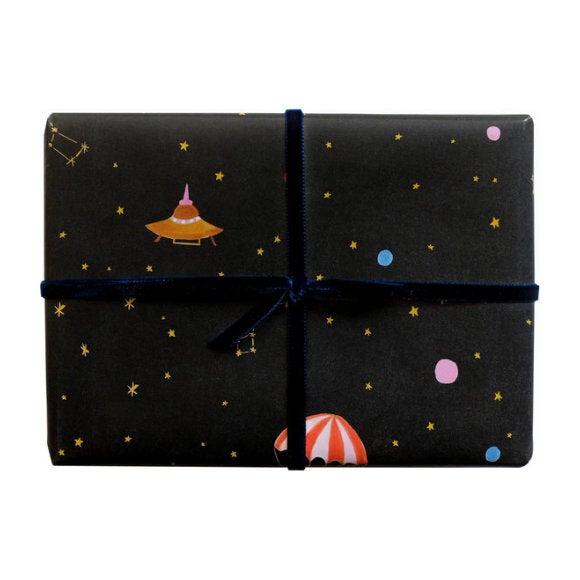 Where is Jupiter? Gift Wrap
