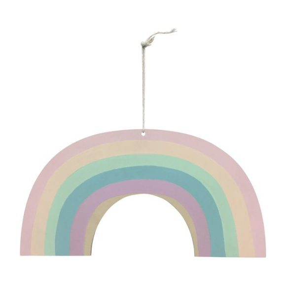 Rainbow Wall Charm, Light