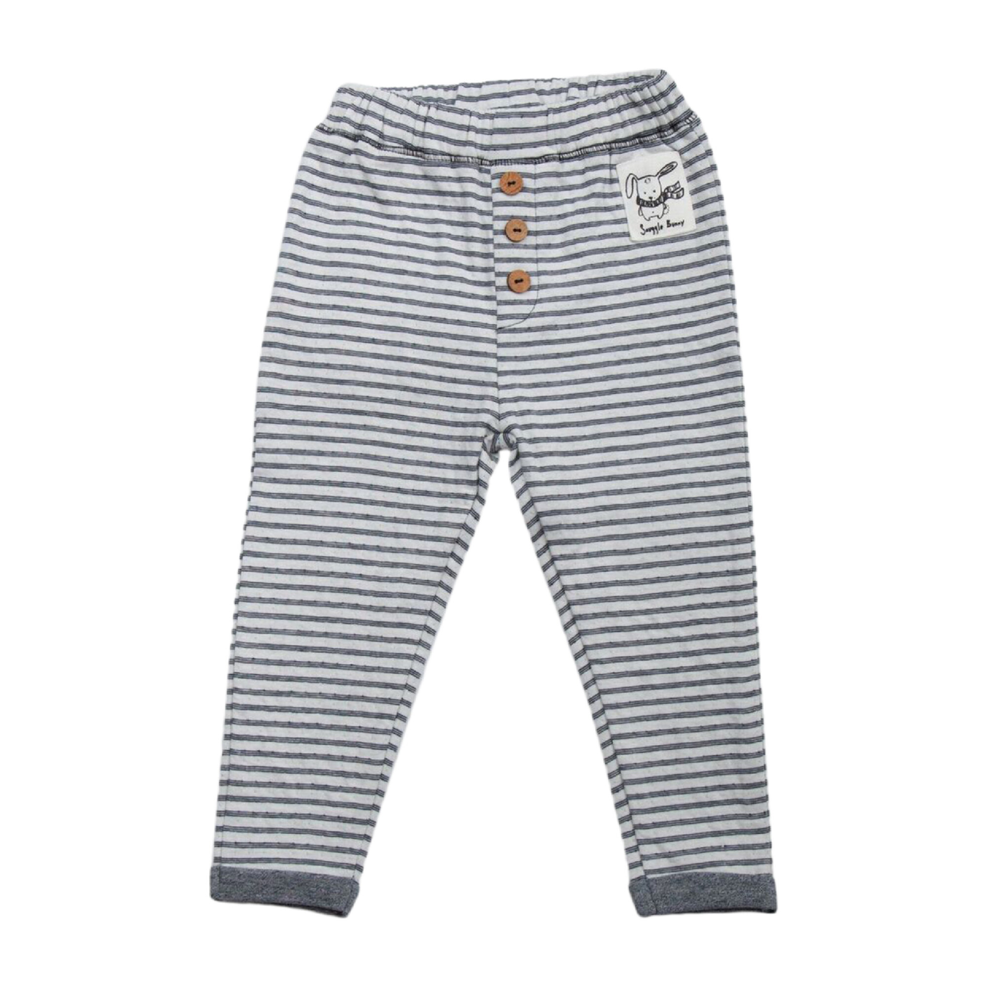 Button Pants, Stripes
