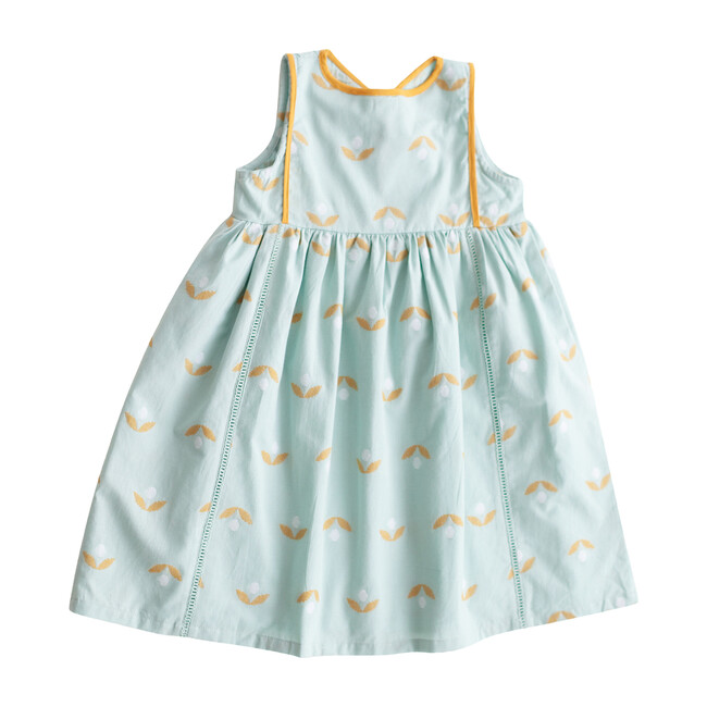 Minty Jambdani Midi Dress