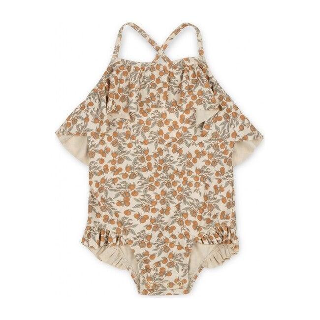 Manuca Swimsuit, Orangery Beige