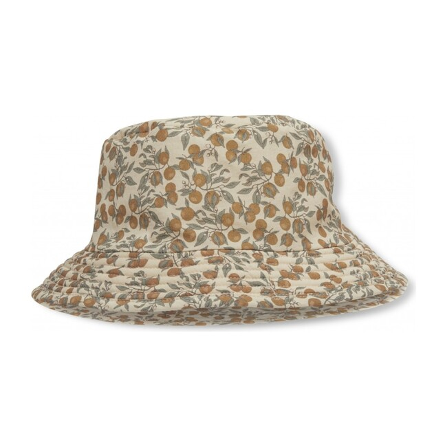 Aster Bucket Hat, Orangery Beige