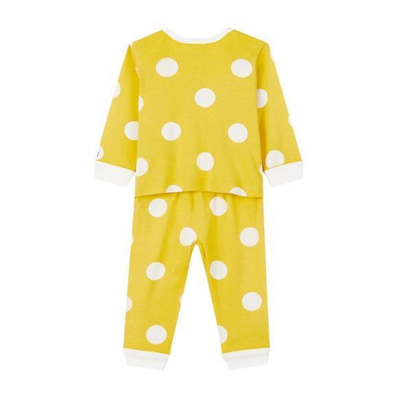 Lara Pajamas, Yellow Dots