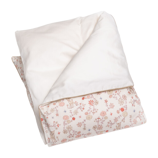 Into the Woodlands Baby Duvet Set, Ivory