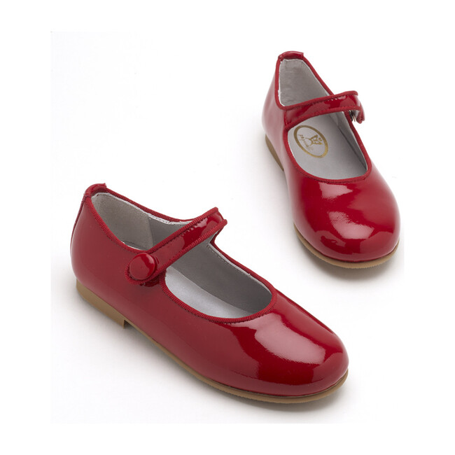 Angelica Mary Jane, Red Patent