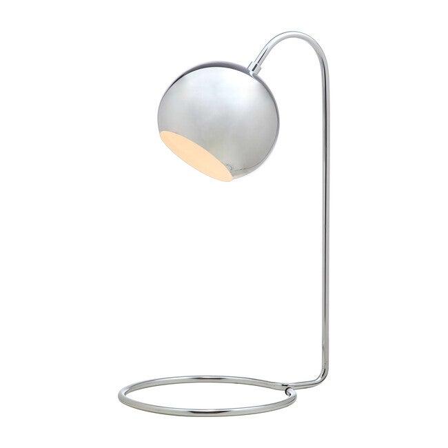 Jana Table Lamp, Chrome