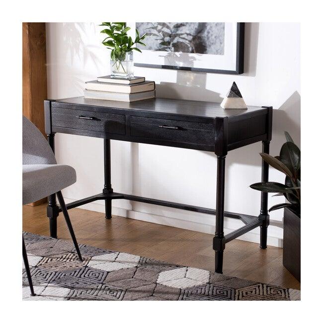 Filbert Writing Desk, Black
