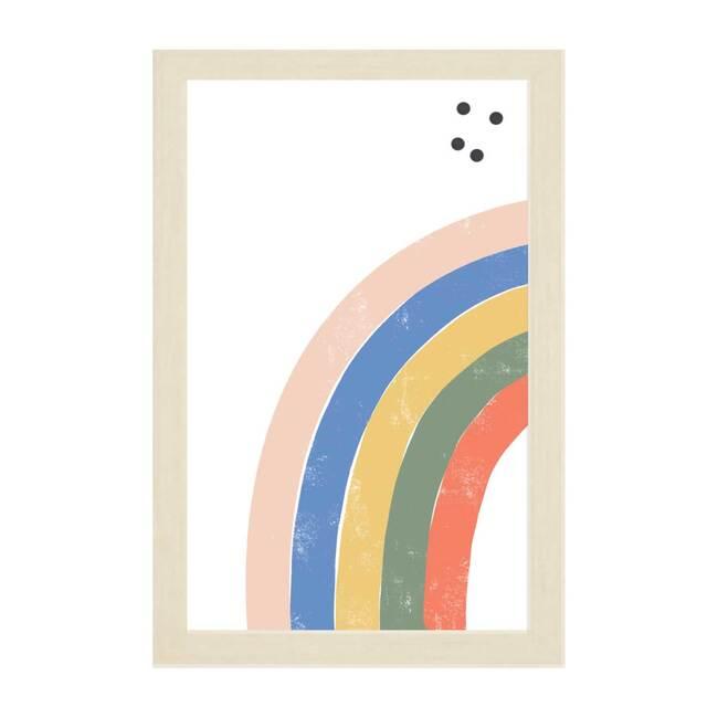 Half Rainbow Magnet Board, Multi