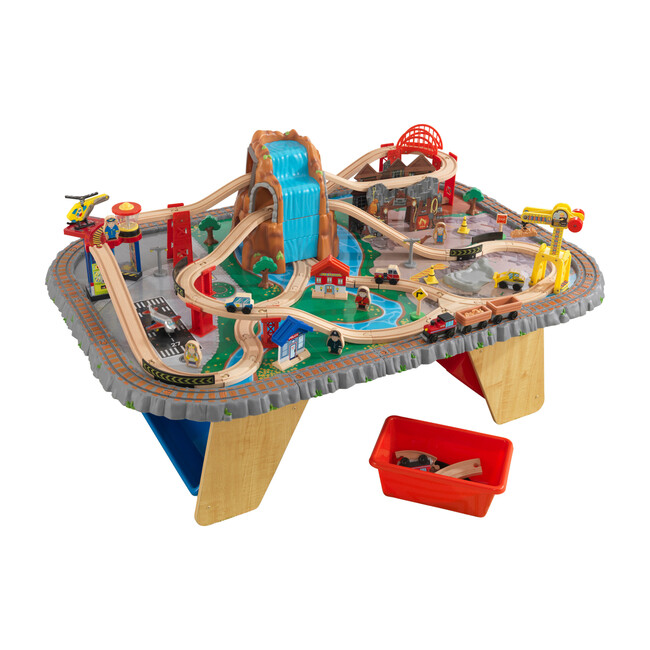 Waterfall Junction Train Set and Table