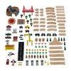 Adventure Town Railway Train Set & Table with EZ Kraft Assembly™ - Transportation - 5