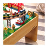 Adventure Town Railway Train Set & Table with EZ Kraft Assembly™ - Transportation - 6