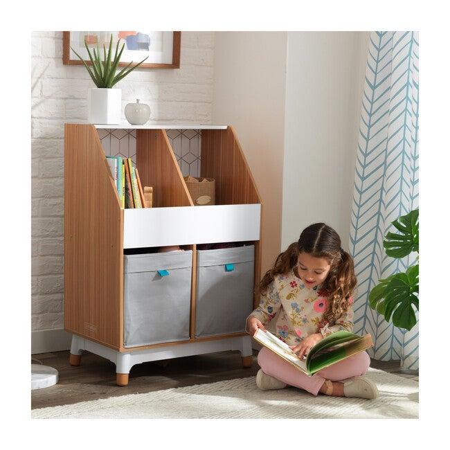 Mid-Century Kid™ Bin Storage Unit