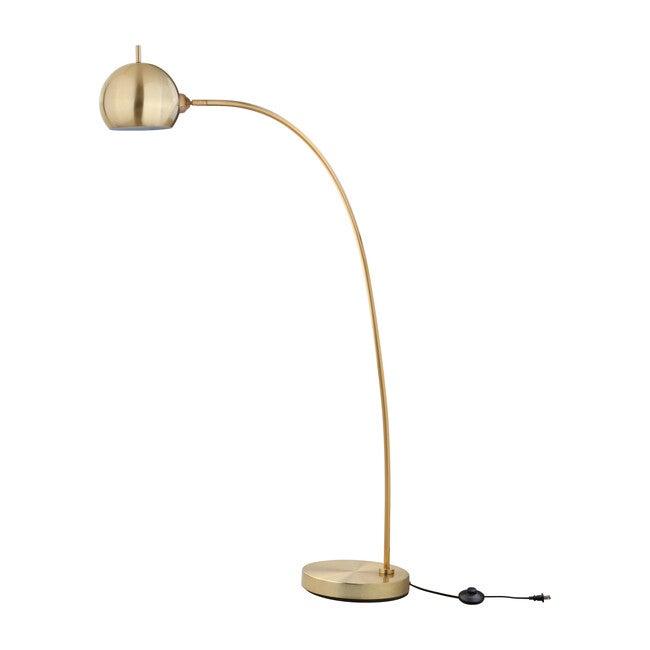 Belami Floor Lamp, Gold