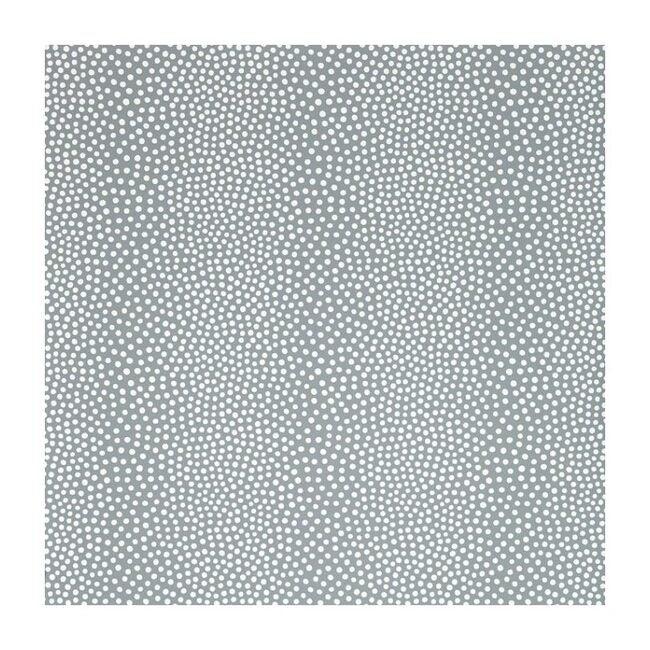 Raindots Wallpaper, Slate Blue