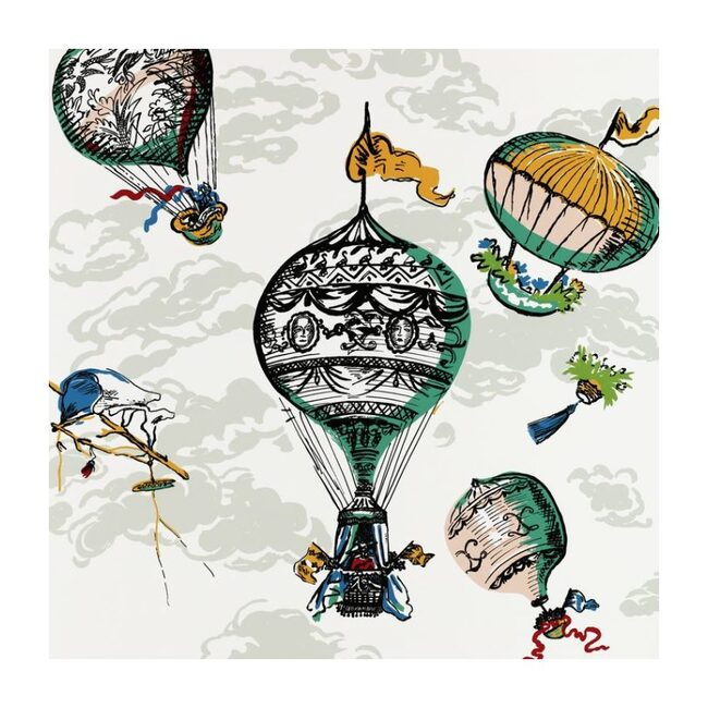 Balloons Wallpaper, Multi