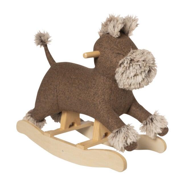 Terrier the Plush Rocker