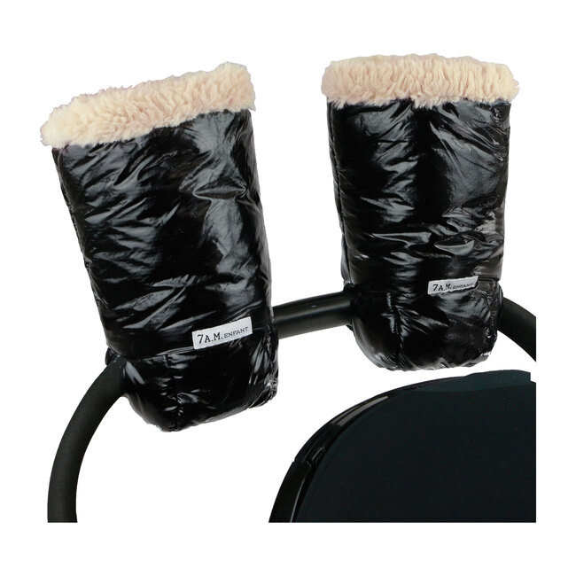 Warmmuffs, Black Polar