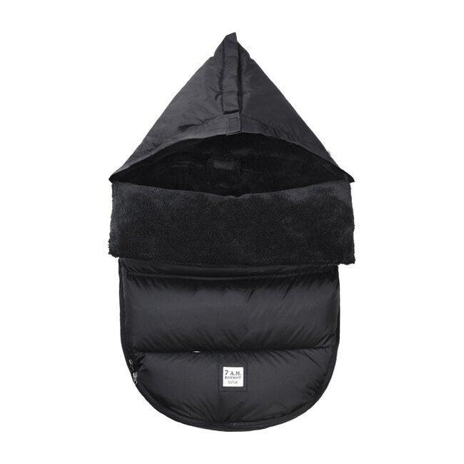 Plush Pod, Black