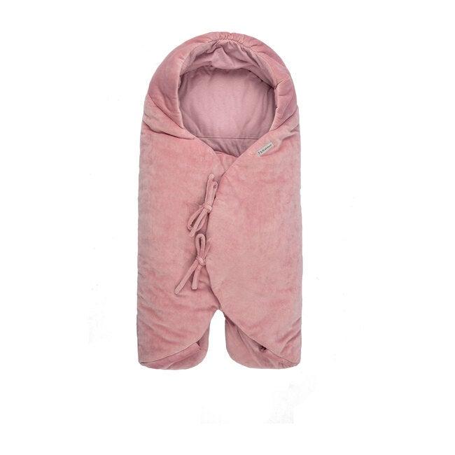 Nido Mild Climate Wrap, Pink Velour