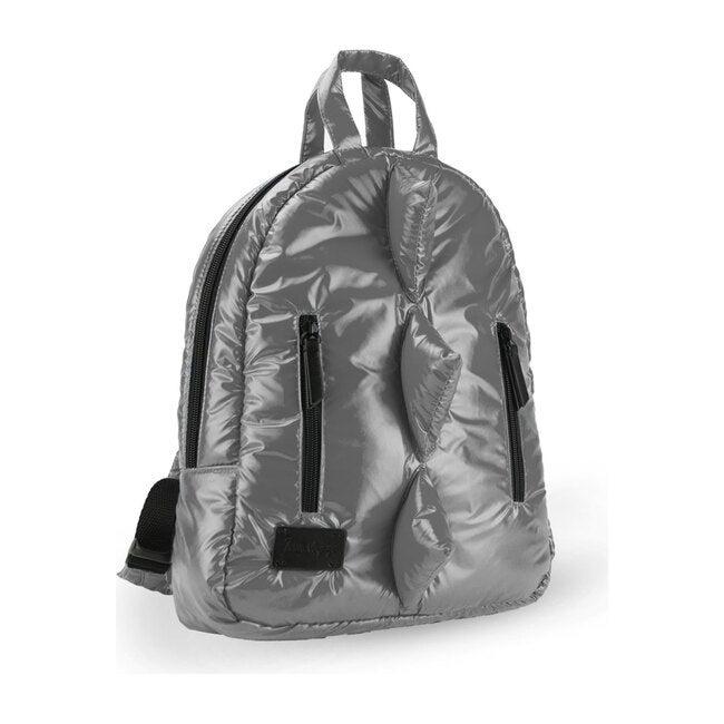 Mini Dino Backpack, Graphite