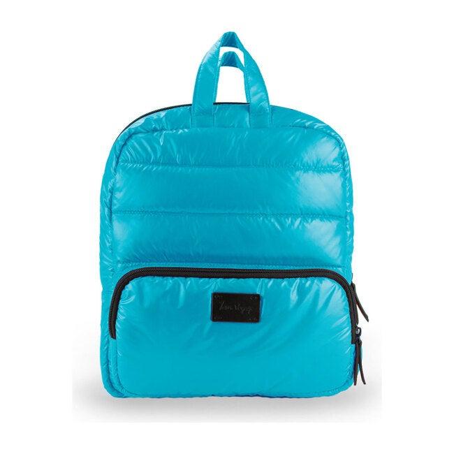 Mini Backpack, Turquoise